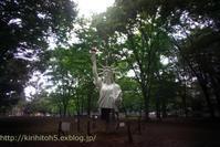 避暑の東京都美術館・・・5 - 桐一葉2