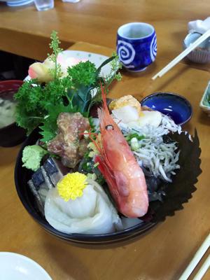 北茨城船頭料理天心丸 -