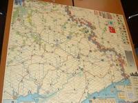 発掘2007.06.10(日)十年前の開港記念会館例会にてプレイされていた(GMT/CMJ60)Ukraine '43 (コマンド誌60号付)ウクライナ43 - YSGA(横浜シミュレーションゲーム協会) 例会報告