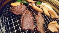 焼き肉 - ジャックラッセルテリアJillの日常・かーさんの非日常