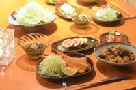 鯵フライ/麻婆豆腐/いちじくと胡麻ソースなど - まほろば食日記