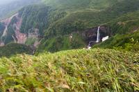 百四丈の滝 - 白山に魅せられて