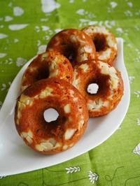 ドーナツ型のフィナンシェとマドレーヌ - This is delicious !!