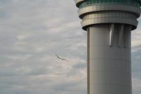 HND - 224 - fun time (飛行機と空)