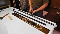 仏壇のすす洗い・修繕 その5 2017.09.12 - 漆職人のかぶれにっき