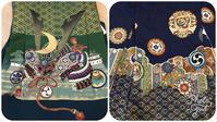 七五三☆リユース5歳男児着物&袴セット - Tokyo135° sannomiya