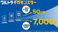 ソフトバンクがiPhone8に合わせウルトラギガモンスター投入 1GBあたり100円~ - 白ロム転売法