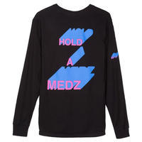 Hold A Medz L/SL Tee - trilogy news