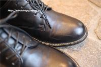 合皮の靴もメンテナンス ~人も靴もそれぞれ~ - 身の丈暮らし  ~ 築60年の中古住宅とともに ~