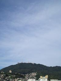 長崎は、今日は晴れだった・・・今から、お通夜 - 朽木小川より 「itiのデジカメ日記」 高島市の奥山・針畑郷からフォトエッセイ