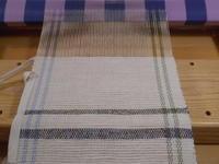 卓上織り機で裂き織り  Ⅱ - あずきの裂き織りの部屋