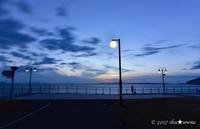 夏のおわり2017:6:デッキに佇み - walk with my Camera