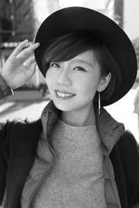愛梨ちゃん20 - モノクロポートレート写真館
