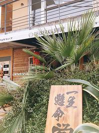 THE TEISYOKU SHOP  明治神宮前  /  GOOD TOWN BAKE HOUSE 代々木上原  - Favorite place