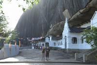 スリランカの、ここは見ておきたい(その19)(世界遺産・タンブッラの石窟寺院) - 旅プラスの日記