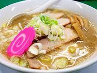 今を粋ろ 米子店@米子 ★☆ (鶏煮干 魚々ラーメン・限定) - 麺ある記 山陰 ~ラーメンの旅~