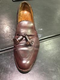 コードヴァンのお手入れ方法 - ルクアイーレ イセタンメンズスタイル シューケア&リペア工房<紳士靴・婦人靴のケア&修理>