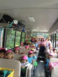乗馬体験へ行ってきました!~ばら組~ - みかづき第二幼稚園(高知市)のブログ