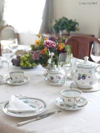 「9月の紅茶レッスン」ありがとうございました♪ - お茶をどうぞ♪