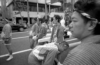 祭礼の日 - そぞろ歩きの記憶