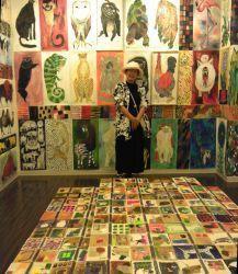 GATAGOさんの10年作品展 -