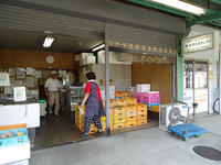 前原豆腐センター船橋市場店  ゆばせいのたぐり生ゆば - 市川・船橋・習志野の豆腐店めぐり