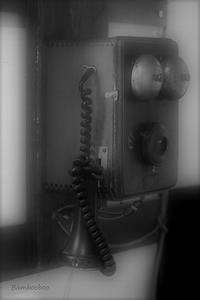 telephone - Bamboobooのひとりごと