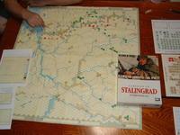 発掘2007.08.19-20(土日)Campaign to Stalingrad (ライノ)キャンペーン・トゥ・スターリングラード 4人戦その❶ - YSGA(横浜シミュレーションゲーム協会) 例会報告