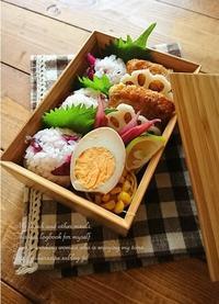 9.14 カジキフライ弁当と技術の進歩と『今日の美活』 - YUKA'sレシピ♪