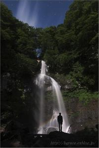 月虹の滝 - 遥かなる月光の旅