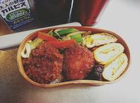 甘辛チキンカツのお弁当… - miyumiyu cafe