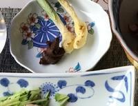 葉付き新生姜 - やせっぽちソプラノのキッチン2