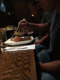 カレーはスプーンで食べてください。  - MotoのNY料理教室ライフ