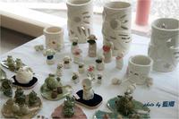 陶芸作品即売会 - 藍の郷