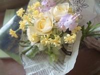 布花のブーケ - handmade flower maya