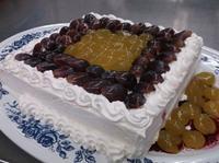 9月のお誕生ケーキ - 大津ケアセンター ブログ