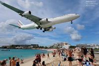 ハリケーン「イルマ」がセントマーチン島を襲った - 飛行機写真 ~旅客機に魅せられて~