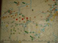 発掘2007.08.19-20(土日)Campaign to Stalingrad (ライノ)キャンペーン・トゥ・スターリングラード 4人戦その➋ - YSGA(横浜シミュレーションゲーム協会) 例会報告