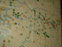 発掘2007.08.19-20(土日)Campaign to Stalingrad (ライノ)キャンペーン・トゥ・スターリングラード 4人戦その➌ - YSGA(横浜シミュレーションゲーム協会) 例会報告