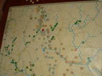 発掘2007.08.19-20(土日)Campaign to Stalingrad (ライノ)キャンペーン・トゥ・スターリングラード 4人戦その❹ - YSGA(横浜シミュレーションゲーム協会) 例会報告