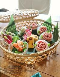 2017年4・5月お弁当一覧と「今日の美活」と『みんなの美活まとめ』前編 - YUKA'sレシピ♪
