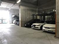 大田区のマンション駐車場から不動車をレッカー車で廃車の出張引き取りしました。 - 廃車戦隊引き取りレンジャー