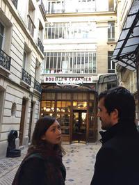 パリの食堂⁈ - やさしい時間~ここからはじまる