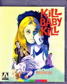 「呪いの館」 Operazione paura... (aka Kill, Baby, Kill)  (1966) - なかざわひでゆき の毎日が映画三昧