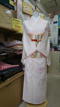 トルソーさん着物チェンジ~七五三ママ上品コーデ - たんす屋新小岩店ブログ