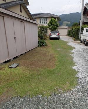 庭の手入れ - KIDOちゃんのOUTDOOR DIARY