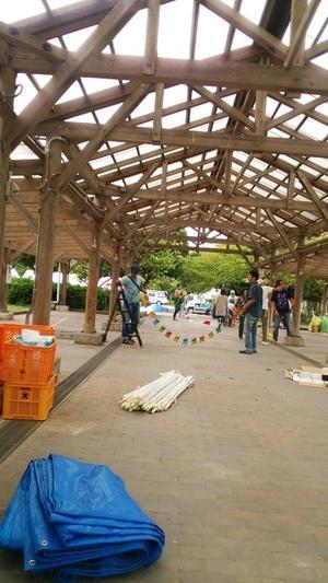 台風にともなう糸フェス開催変更について -