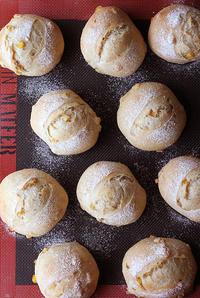ムスメ便のコーンパン - Nasukon Pantry