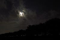 月 - 写真と音楽