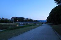 朝の鴨川 - 写真と音楽